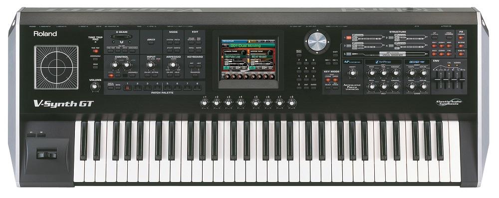 Синтезаторы и рабочие станции Roland V-Synth GT