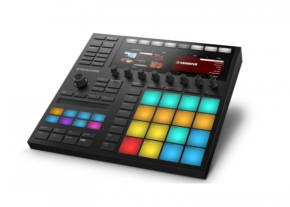 DJ-контроллеры Native Instruments Maschine MK3