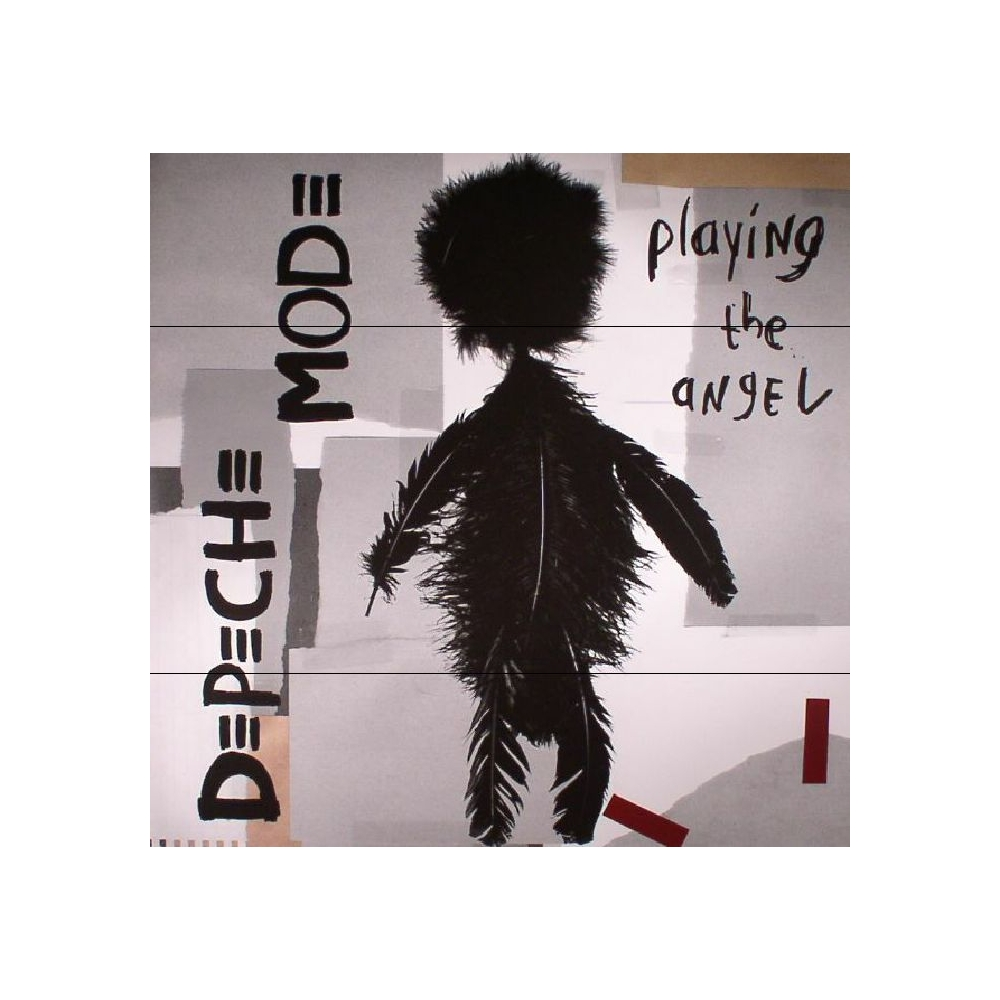 Виниловые пластинки (Vinyl)  Depeche Mode - Playing The Angel (reissue)