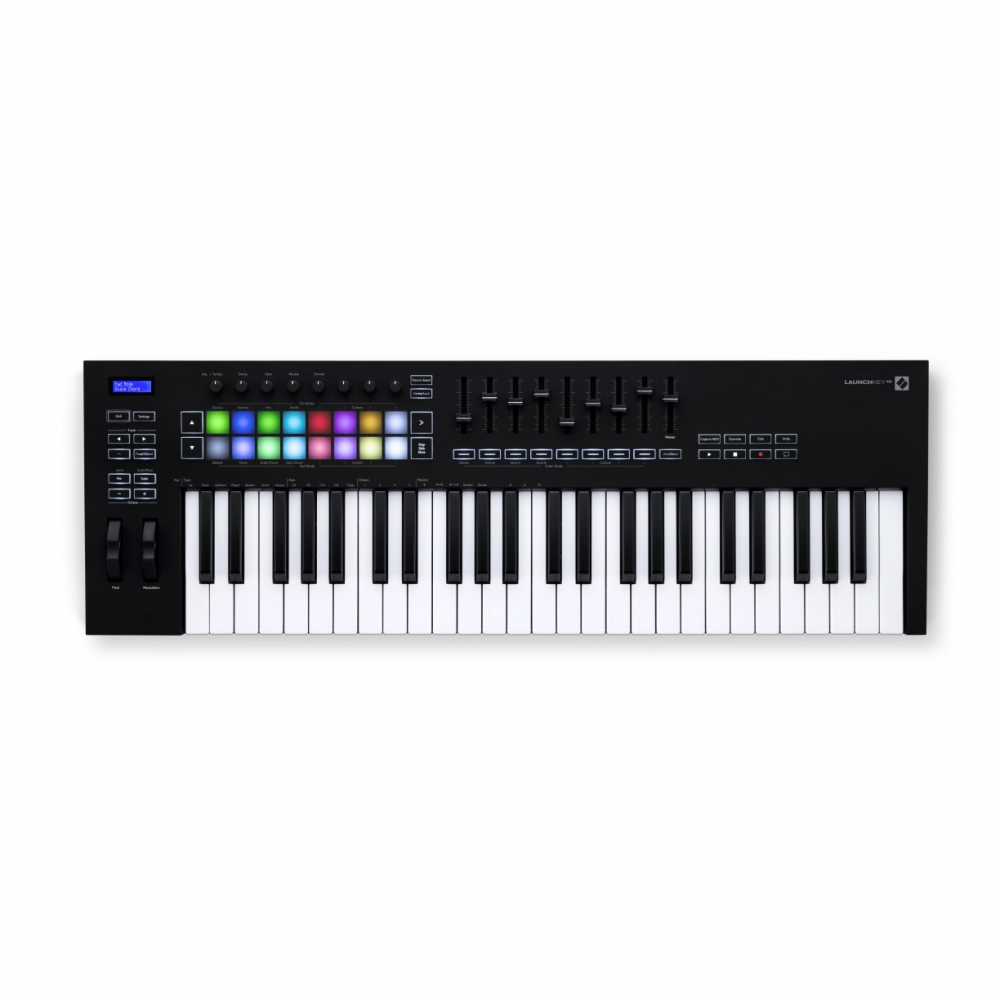 Midi-клавиатуры Novation Launchkey 49 MK3
