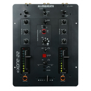 Allen & Heath Xone:22  DJ-микшер