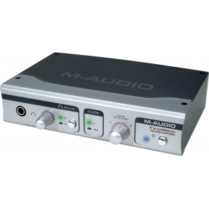 M-Audio FireWire Audiophile Звуковая карта