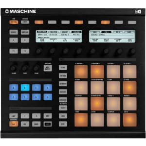Native Instruments Maschine DJ-контроллер