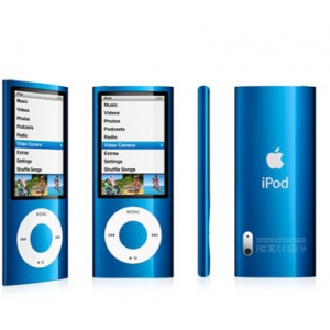 Apple iPod nano 8GB Blue (5Gen) MC037 iPod nano