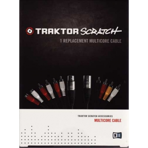 Native Instruments Traktor Scratch Multicore Cable - Mixer Segments