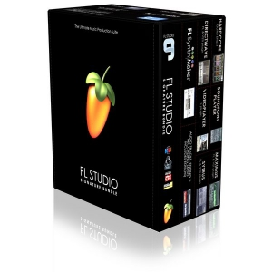 Image Line FL Studio Signature Bundle 9