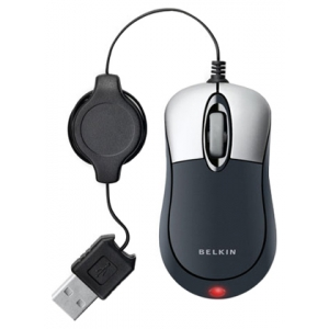 Belkin Mini Travel Retractable F5L016NGUSB