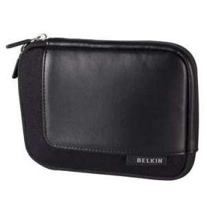 Belkin Classic HDD Case (Neoprene+PU leather) Black F8N158EA001