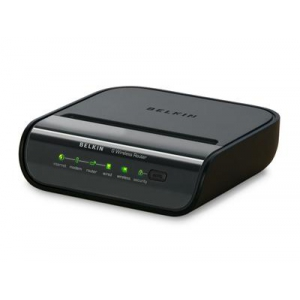 Belkin G Wireless Router F5D7234NV4-H