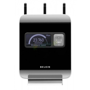 Belkin N1 Vision Wireless Router F5D8232YY4