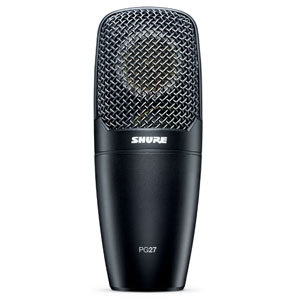 Shure PG27LC
