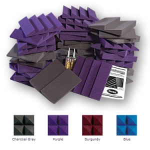 Auralex D36-DST Kit Purple