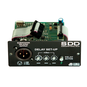 DB Technologies SDD Delay