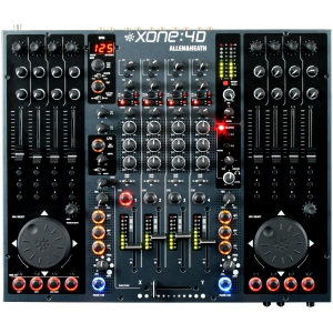 Allen & Heath Xone:4D DJ-микшер