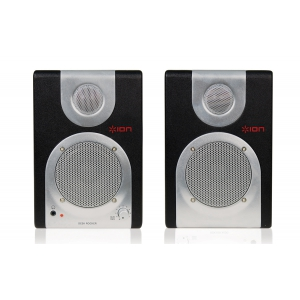Ion Desk Rocker USB Desktop Speakers