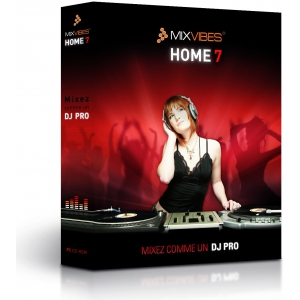 MixVibes Home Edition 7
