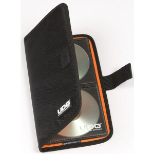 UDG CD Case 24 Black/Orange