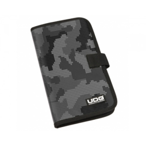 UDG CD Case 24 Digi Camo Grey