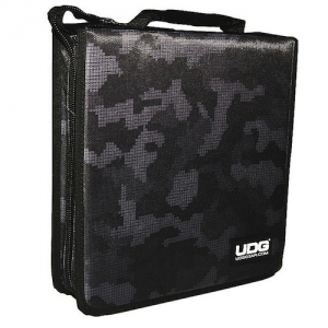 UDG CD Wallet 128 Camo/Grey