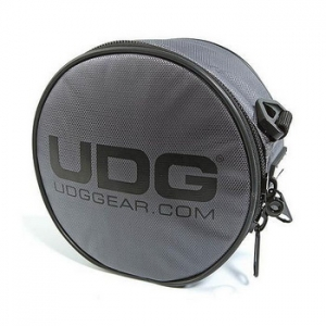 UDG Headphone Bag Grey/Orange