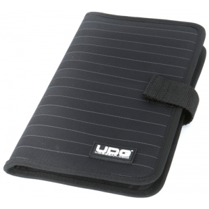 UDG CD Case 24 Black/Grey Stripe