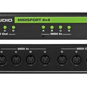 M-Audio Midisport 4x4 USB