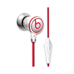 Monster Beats iBeats white