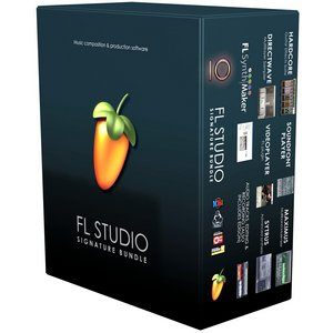 FL STUDIO Signature Bundle v10