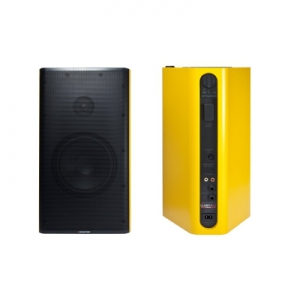 Monster Beats Clarity HD Monitor Speakers Yellow