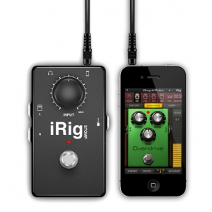 IK Multimedia iRig STOMP