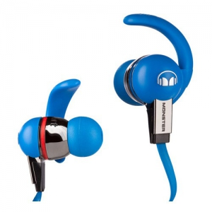 Monster Beats iSport Blue