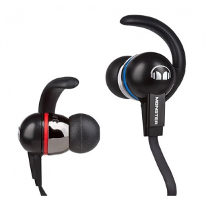 Monster Beats iSport Black