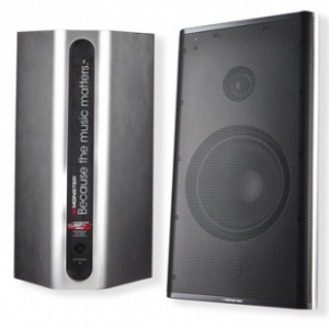 Monster Beats Clarity HD Monitor Speakers Silver