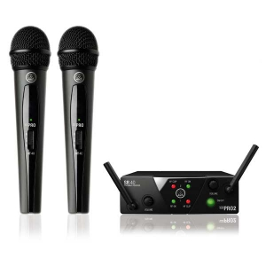 AKG WMS 40 Mini 2 Vocal Set Dual