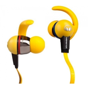Monster Beats iSport Yellow