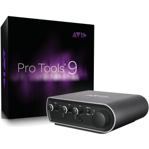 Avid Mbox Mini with Pro Tools 9