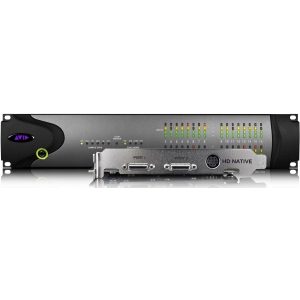 Avid Pro Tools|HD Native + HD I/O 16x16 Analog Bundle