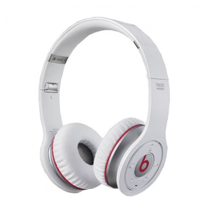 Beats by Dr. Dre Wireless White