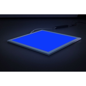 RGB Led panel Blue