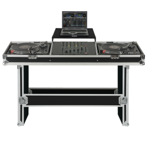 Reloop Turntable/Mixer Console Case Pro Laptop Tray