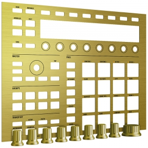 Native Instruments Custom Kit (Solid Gold)