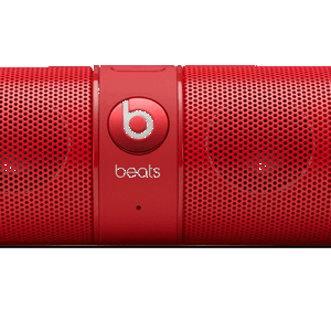 Beats by Dr. Dre Pill 2.0 Red