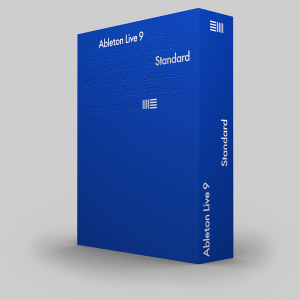 Ableton Live 9 Standard Edition, UPG from Live Lite