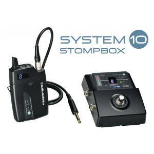 Audio-Technica System 10 Stompbox
