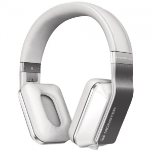 Monster Inspiration Active Noise Canceling Over-Ear White Наушники для плеера