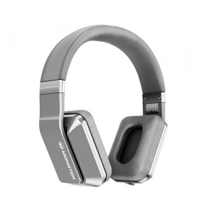 Monster Inspiration Active Noise Canceling Over-Ear Silver Наушники для плеера