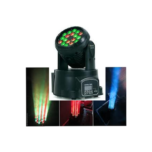 BIG BM-BEAM 18*3W RGB