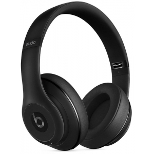 Beats by Dr. Dre Studio Wireless Matte Black Наушники для плеера