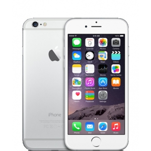 Apple iPhone 6 16Gb Silver iPhone