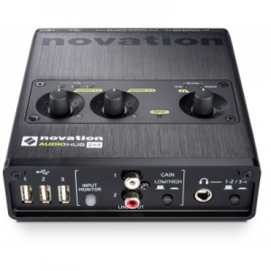 Novation Audiohub 2х4